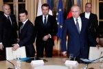 Владимир Зеленский и Владимир Путин, фото: t1.ua