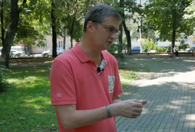Ігор Кондратюк, скріншот з відео