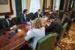 Совещание Владимира Зеленского, фото: president.gov.ua