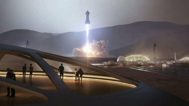 Збирайте речі: Ілон Маск розповів про створення колонії на Марсі, знадобиться 20 років і 1000 кораблів
