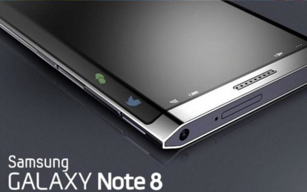У мережу злили дизайн нового Galaxy Note 8