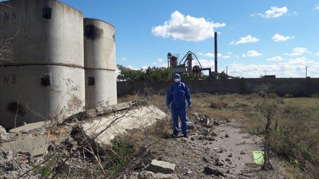 Экологическая катастрофа навсегда изменила Крым: фото напоминают фильмы про Апокалипсис