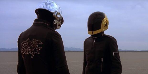 Daft Punk, скриншот: Youtube