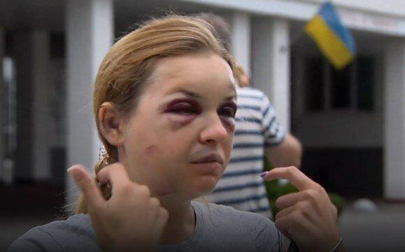 Анастасия Луговая, скриншот: YouTube