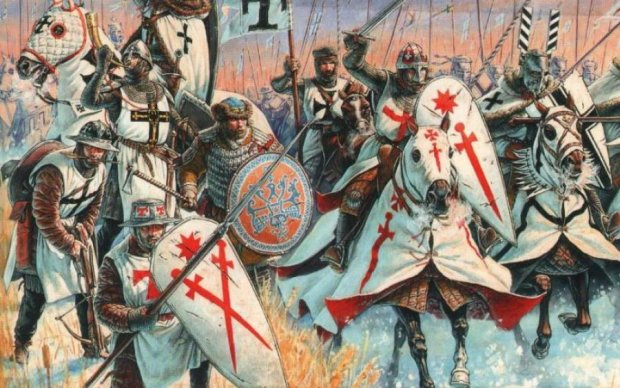 Віра і меч: вплив лицарських орденів на історію України
