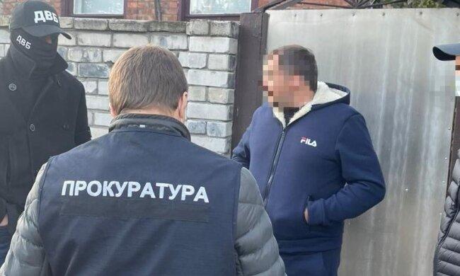 Хабар поліцейським, фото: khar.gp.gov.ua/