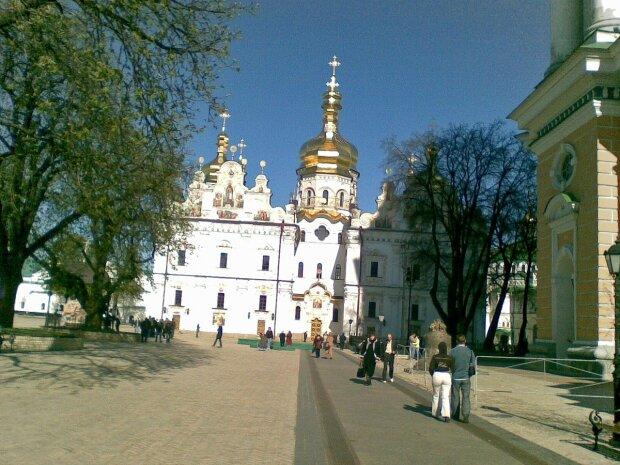 Киево-Печерская Лавра, фото Wikimedia Commons