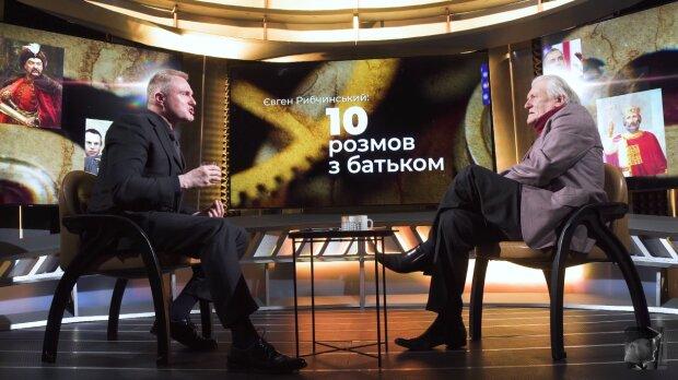 Евгений Рыбчинский и Юрий Рыбчинский