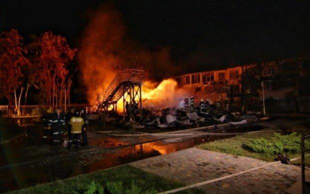 Трагедія в одеському таборі: пожежний назвав інтригуючу деталь