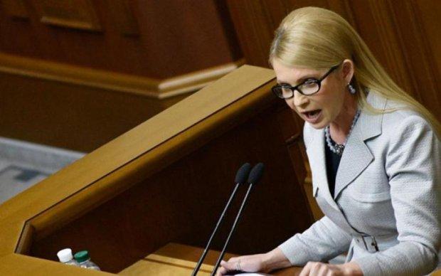 Мать драконов: Тимошенко предстала в обновленном образе