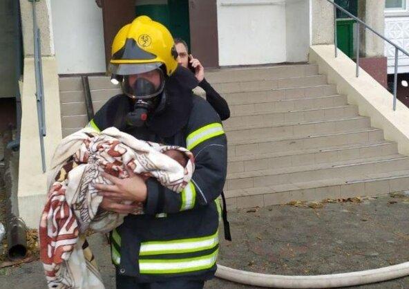 Рятувальники, фото з сайту ДСНС