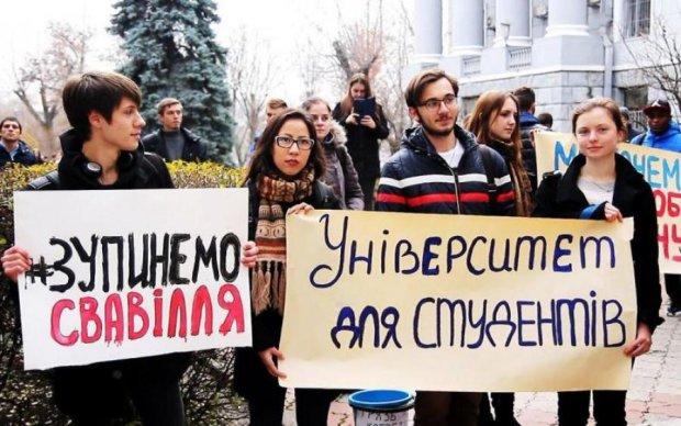 """Знания не товар? """"Лучший вуз Украины"""" попал в грязный скандал"""