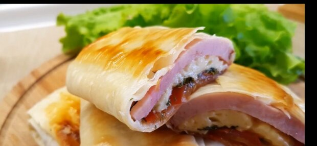 Гарячі бутерброди, фото: скріншот з відео
