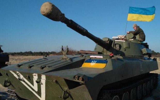 Украинские ястребы постреляли из Гвоздики