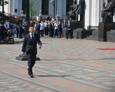 Владимир Зеленский - президент Украины