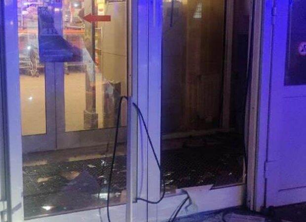 В Харькове взорвали банкомат: hk.npu.gov.ua
