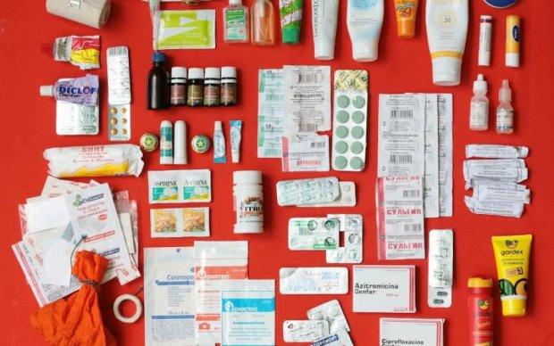 Аптечка туриста: що обов'язково потрібно взяти з собою у відпустку