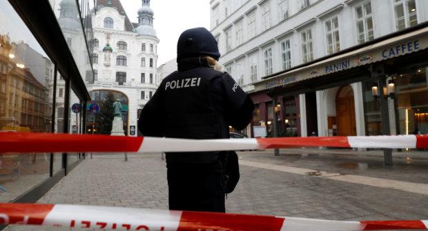 Кривава стрілянина у Відні: в інциденті виявилася замішана мафія
