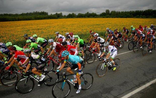Тур де Франс: Після дванадцятого етапу змінився лідер загального заліку