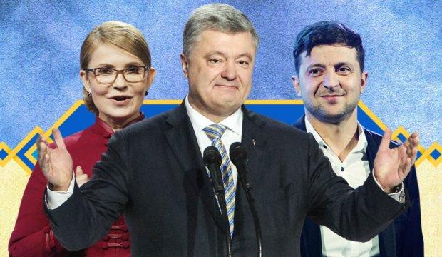 Зеленський, Тимошенко та Порошенко зустрінуться лицем до лиця: ви почуєте все
