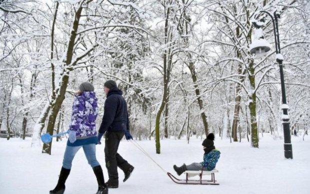 Зима знову покаже характер українцям