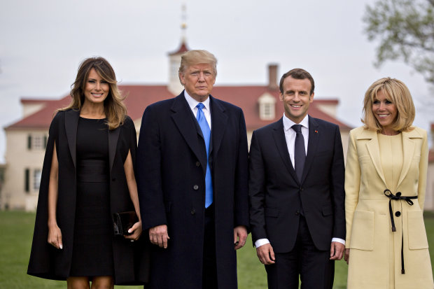 Порошенко, Путин, Трамп и все-все: в Париж съехались главы государств