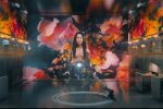 """Кадр из клипа Лолиты """"Кислород"""", скриншот: YouTube"""