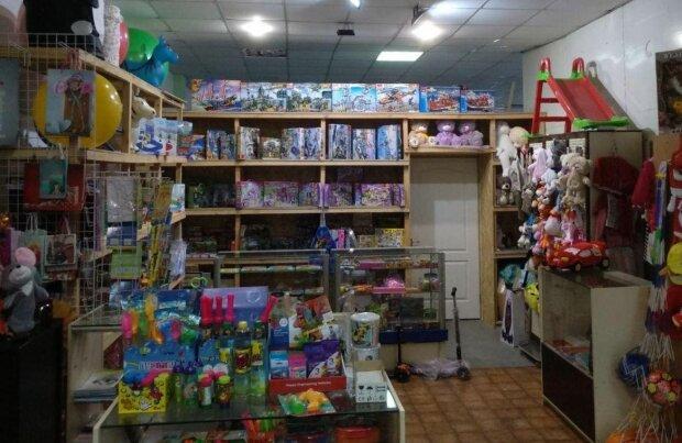 Магазин игрушек, скриншот: YouTube