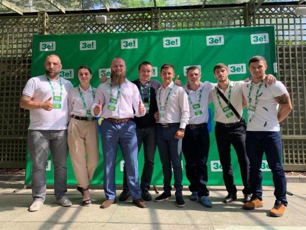 Зе!кандидат Артём Дмитрук призвал сторонников объединиться