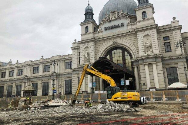 Майже 5 зірок: біля вокзалу у Львові збудують готель