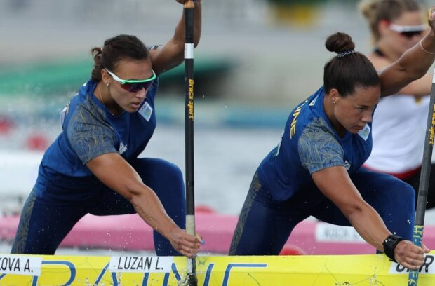 Украинские спортсменки. Фото: Depo.ua