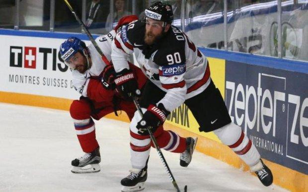ЧС-2017 з хокею: Чехія поступилася Канаді