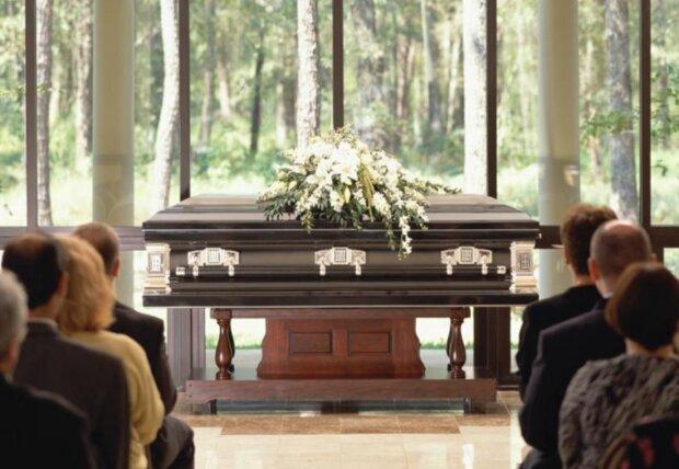 Похороны, фото: Terry Vine/Getty Images