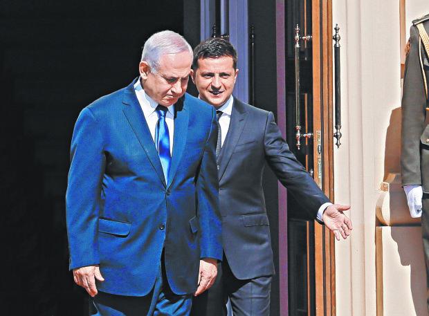 """Нетаньяху удовлетворил Зеленского после официальных мероприятий: """"Нужны трое"""""""