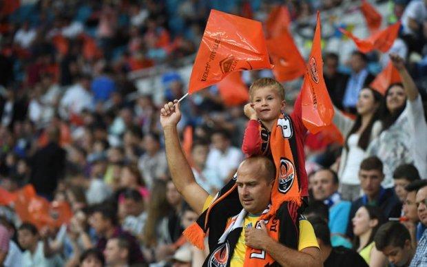 Соромно дивитися на сектор Динамо: Реакція соцмереж на перемогу Шахтаря в Суперкубку України