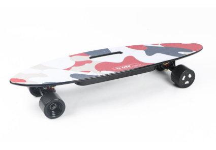 Электроскейт - новый этап развития скейтбординга