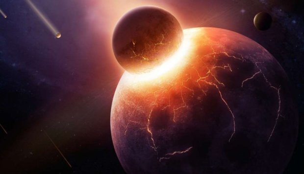 Вогняна Нібіру спускається на Землю: кінець світу неминучий