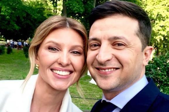 Елена Зеленская завела аккаунт в Instagram, украинцы уже пишут первые обращения