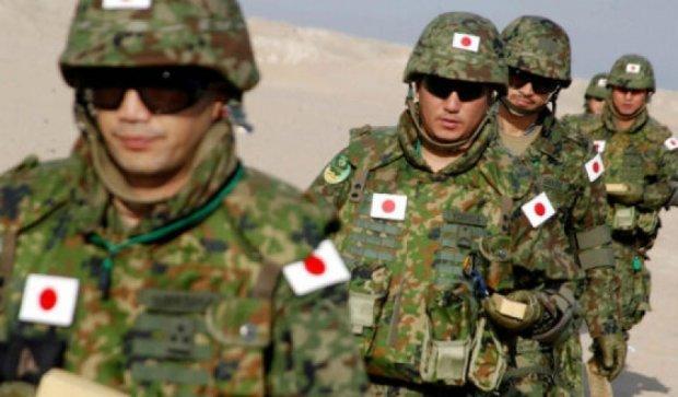 Японія скасувала заборону на проведення військових дій за кордоном