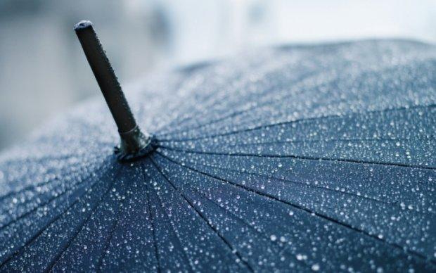 В последнее воскресенье марта Украину накроют дожди