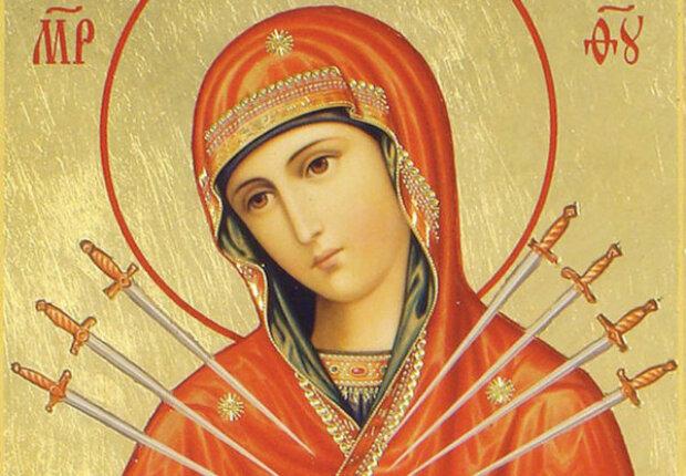 26 августа — Семистрельной иконы Пресвятой Богородицы