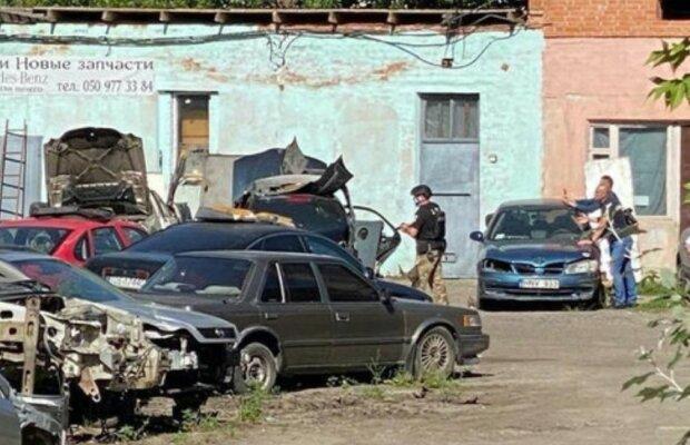 Полтавский террорист, фото из свободных источников