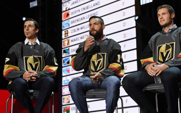 Став відомий склад нової команди НХЛ на наступний сезон