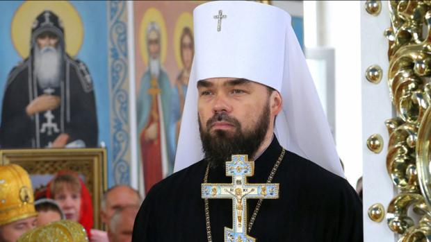 путинский митрополит Митрофан