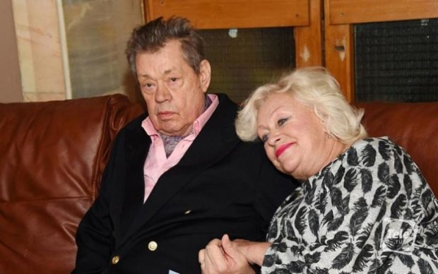 Не витримає: дружина Караченцова поділилась великим горем