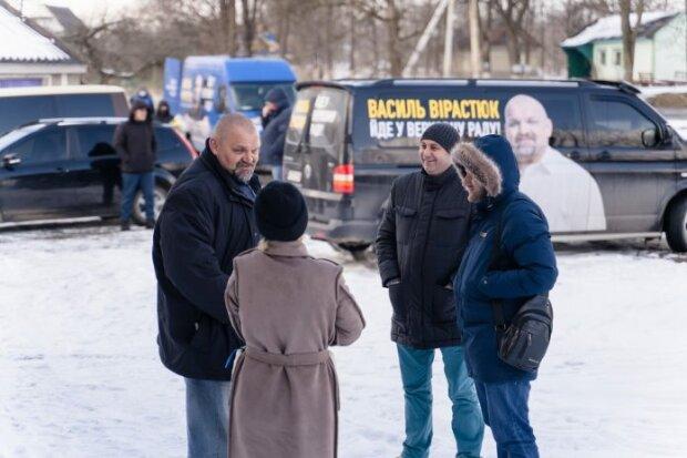 Василь Вірастюк, фото: galka.if.ua