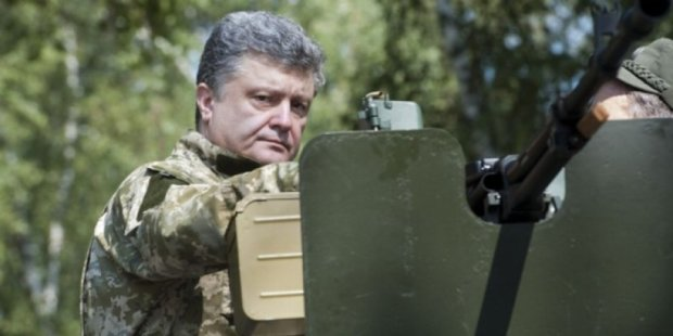 Рада поддержала военное положение от Порошенко
