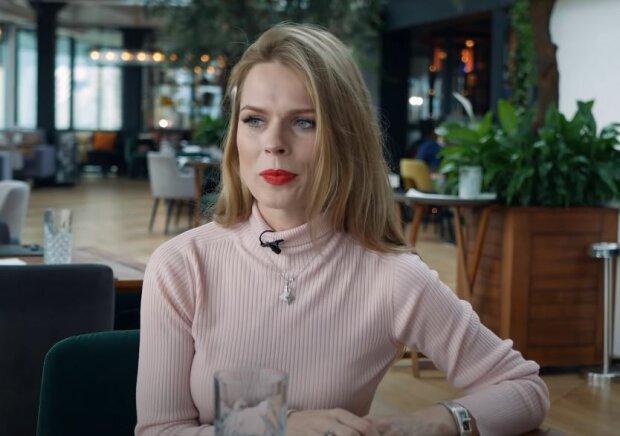 Ольга Фреймут, скриншот: YouTube