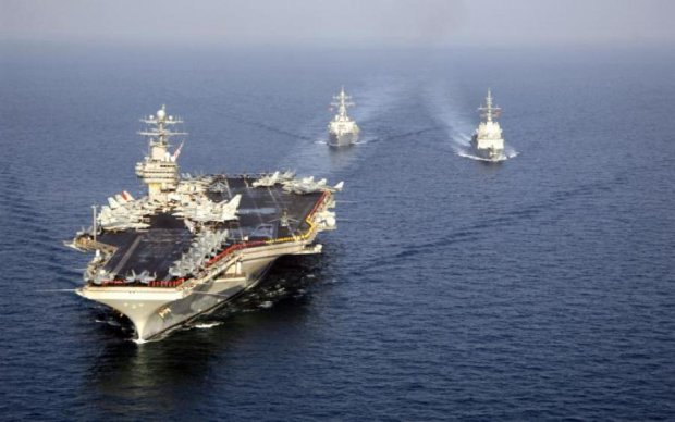 США обстреляли наглый иранский корабль