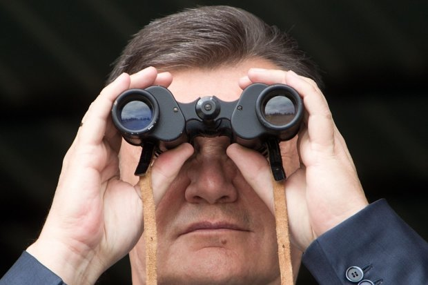 Янукович срочно созвал адвокатов в Россию, что-то назревает